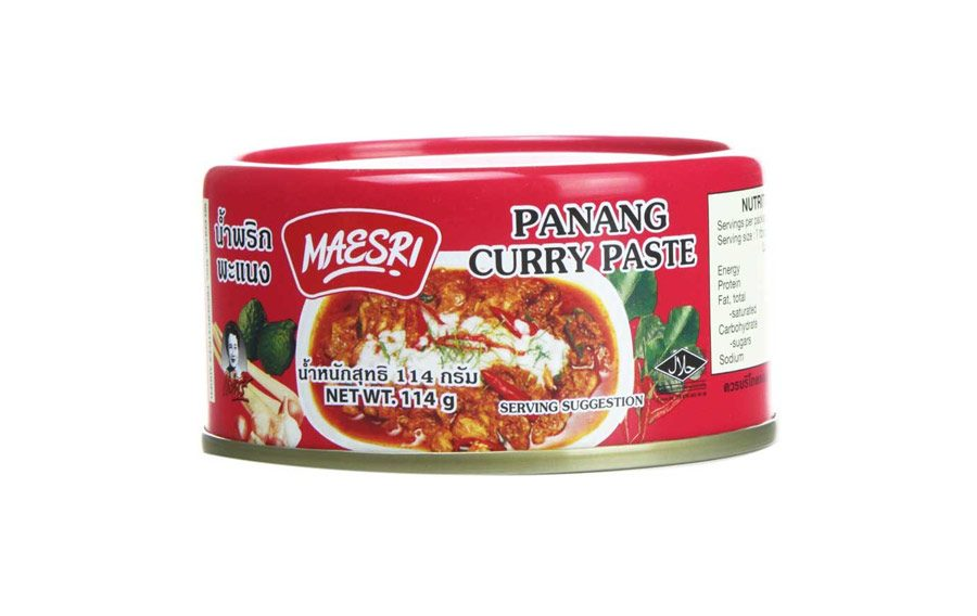 Pâte de curry panaeng