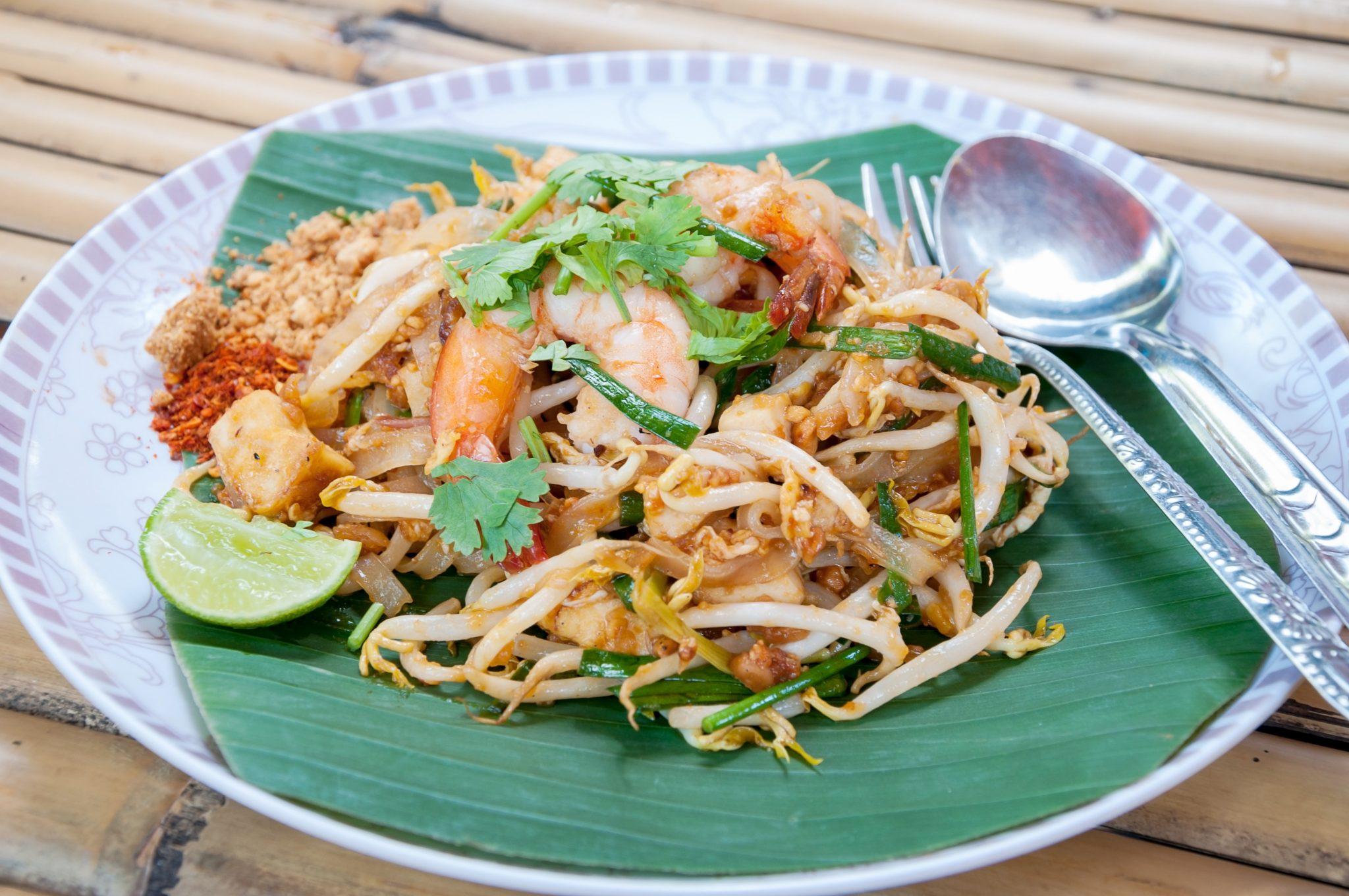 Recette phat tha jevto bond - Cuisine thailandaise traditionnelle ...