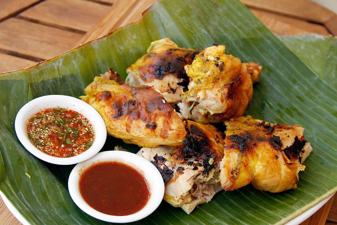 Recette poulet bbq tha jevto bond for Cuisine thailandaise