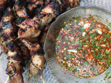 Recette sauce Thaï pour viande