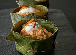 Chef à domicile thaï