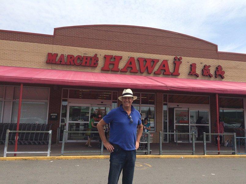 Épicerie asiatique Marché Hawai
