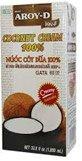 Crème de coco Aroy-D 100% crème