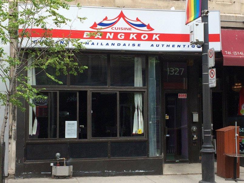 Les meilleurs restaurants à Montréal : Cuisine Bangkok