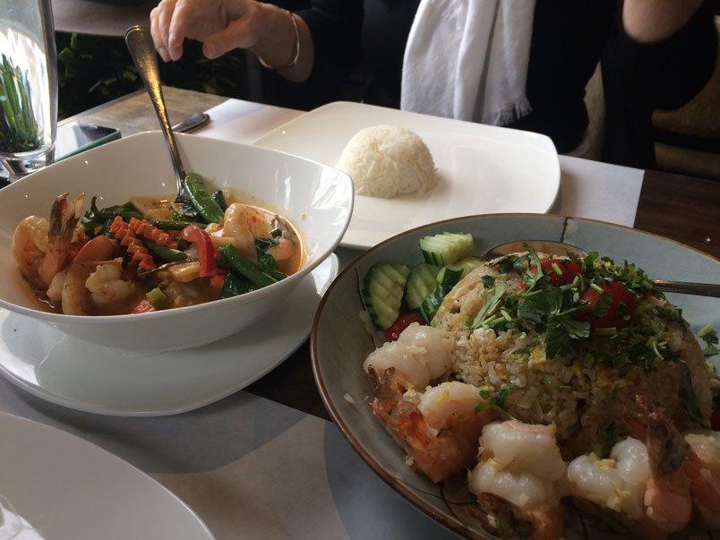 Meilleurs restaurants thaï à Montréal - Pik Thai