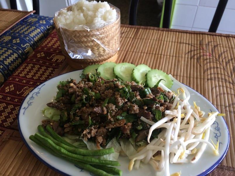 Meilleurs restaurants thaï à Montréal - Ban Lao Thai