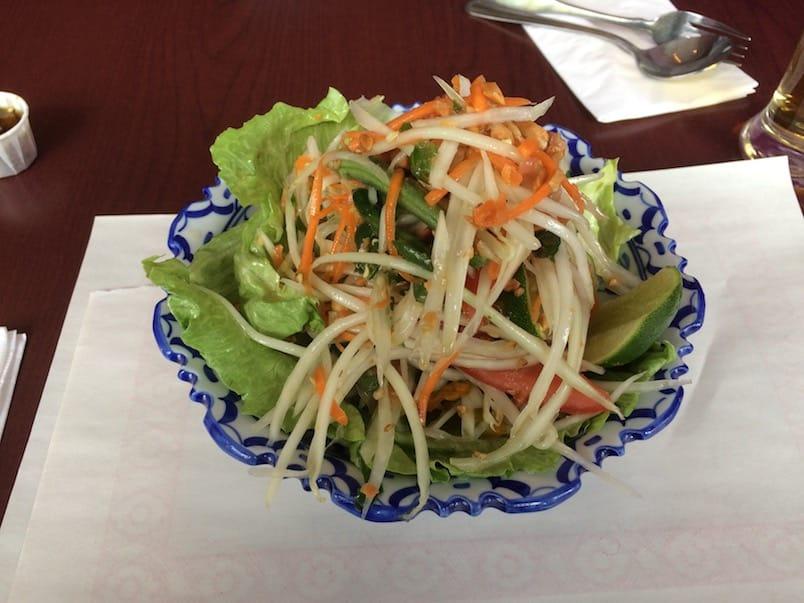 Meilleurs restaurants thaï à Montréal - Bangkok
