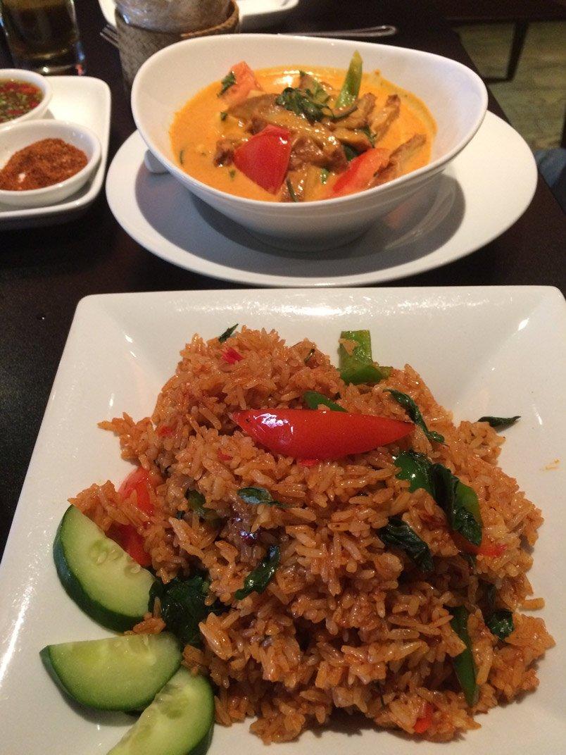 Meilleurs restaurants thaï à Montréal - Chu Chai