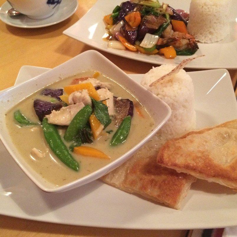 Meilleurs restaurants thaï à Montréal - Galanga