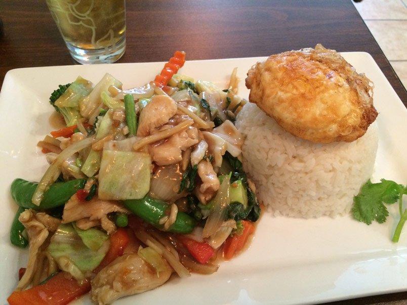 Meilleurs restaurants thaï à Montréal - Une nuit à Bangkok