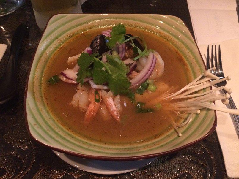 Meilleurs restaurants thaï à Montréal - Pamika