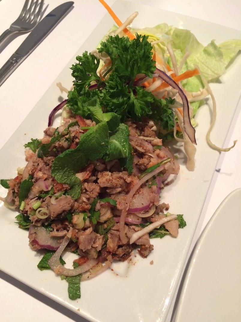 Meilleurs restaurants thaï à Montréal - Phayathai