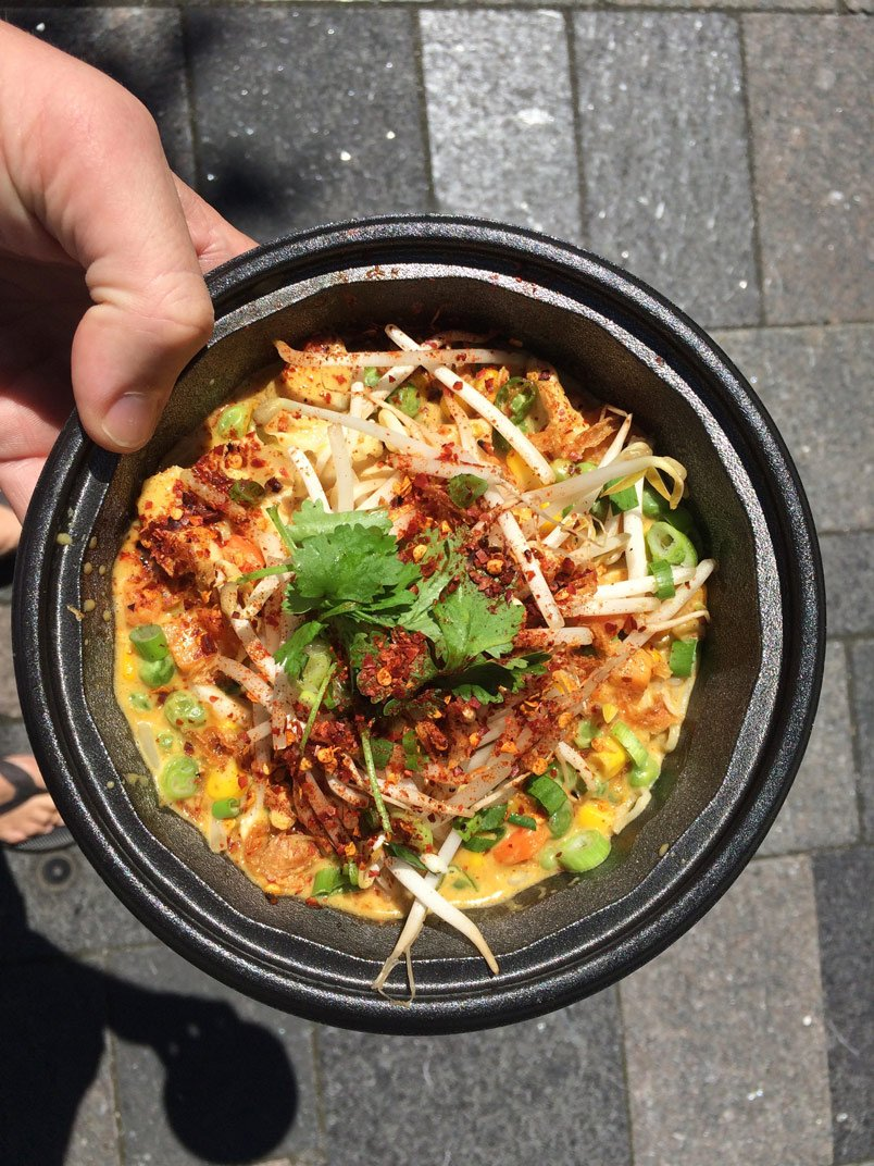 Meilleurs restaurants thaï à Montréal - Le Tuk Tuk