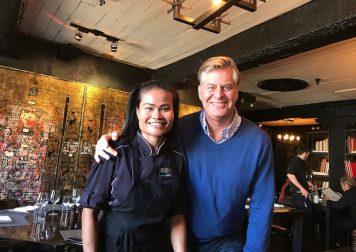 Cours de cuisine Thaï unique avec Nongyao
