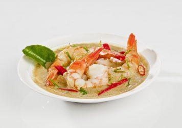 Curry Vert, Pad See Ew et Mangue Verte