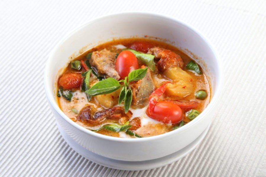 Les clés pour réussir un curry Thaï