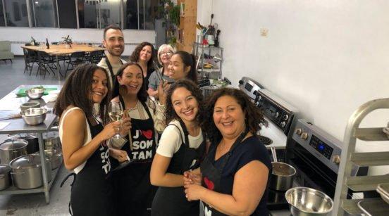 Cours de cuisine thaïlandaise en ligne