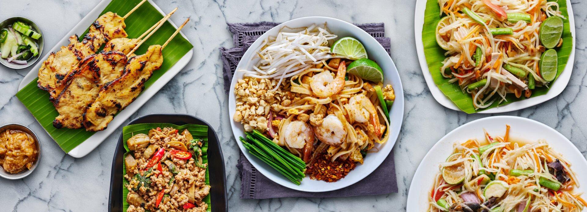 Thailändska matlagningskurser